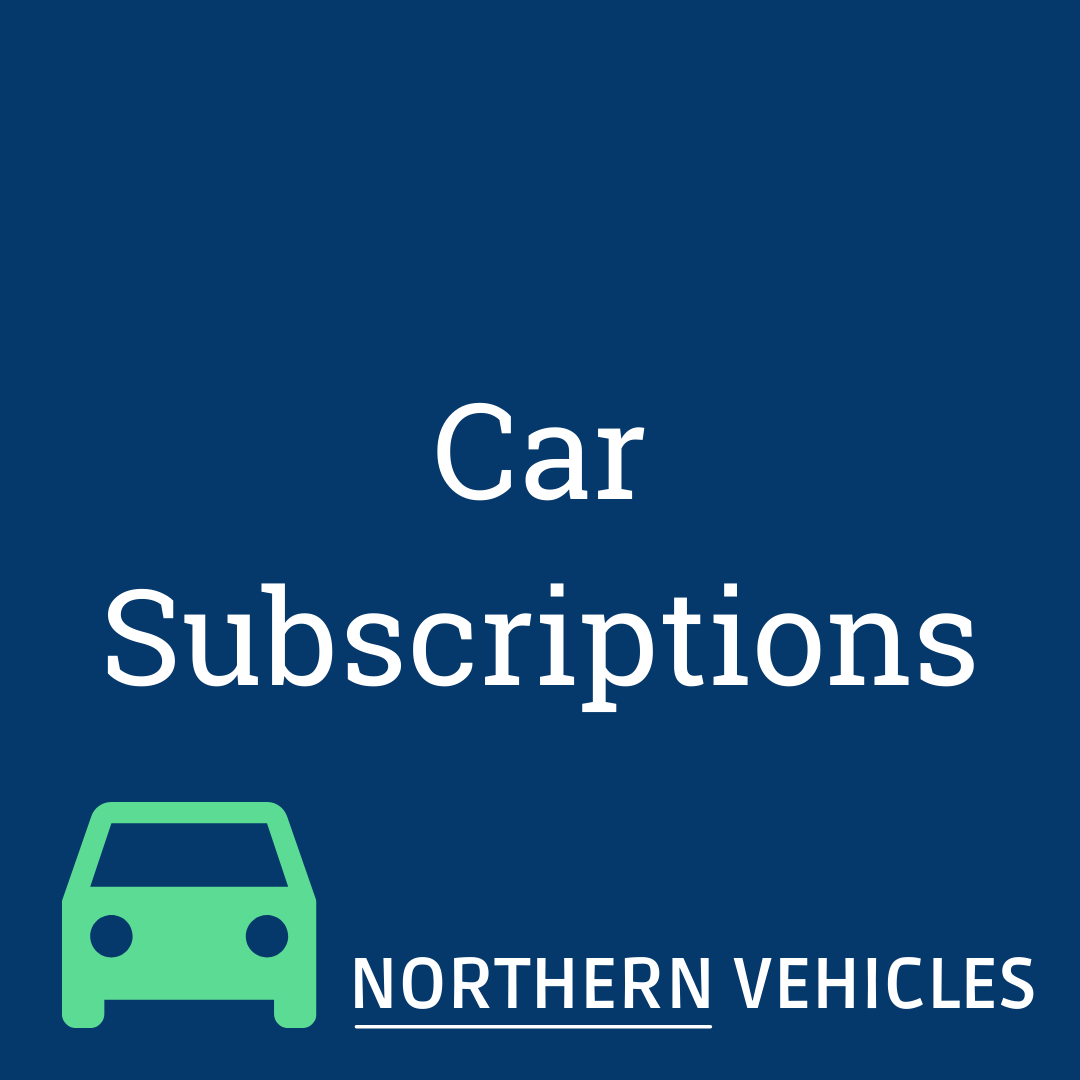 Car Subscriptions Yorkshire