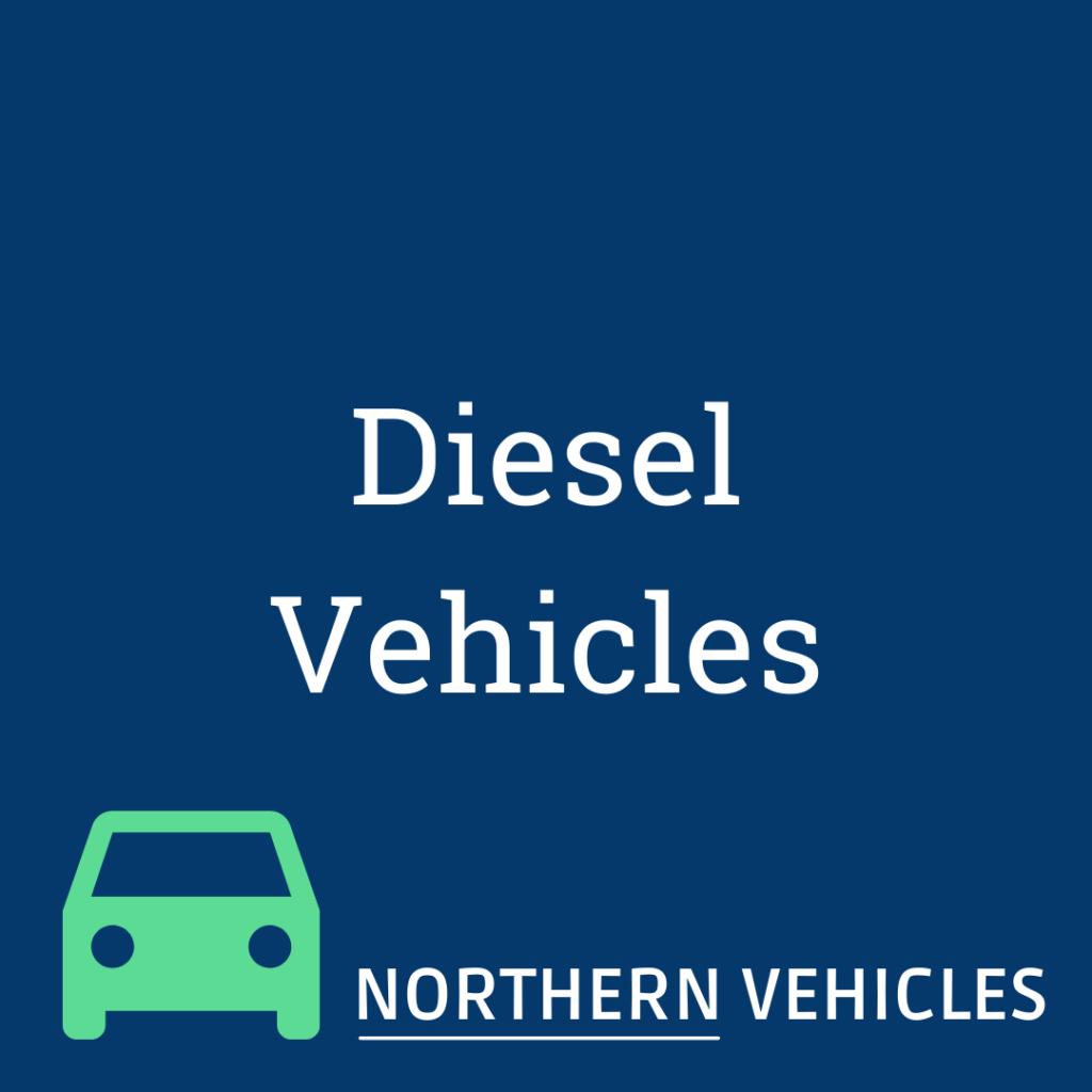 Diesel Short Term Vehicles
