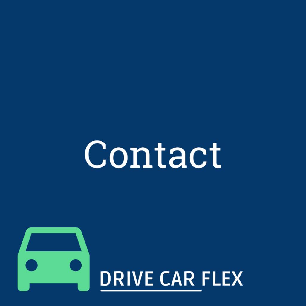 Contact Drive Car Flex
