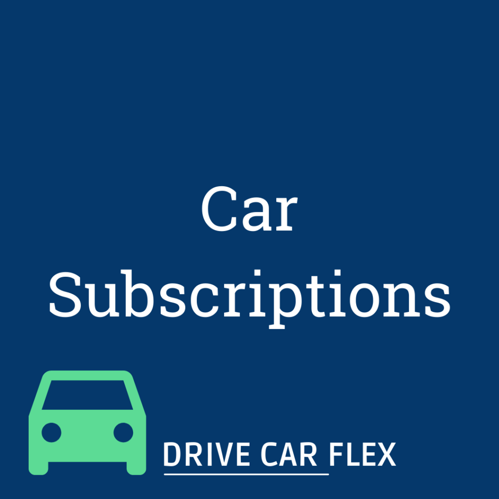 Car Subscriptions in Yorkshire