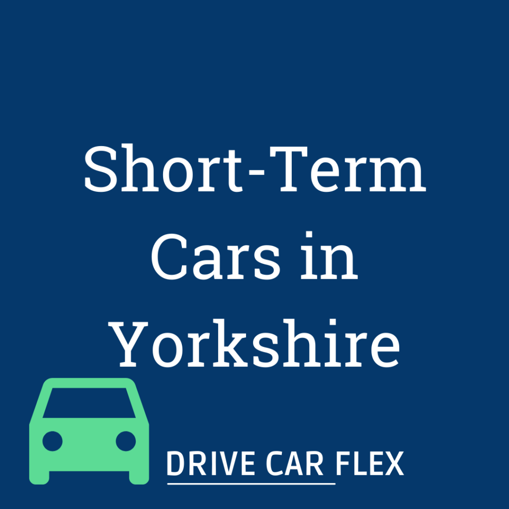 Short Term Car Lease in Yorkshire