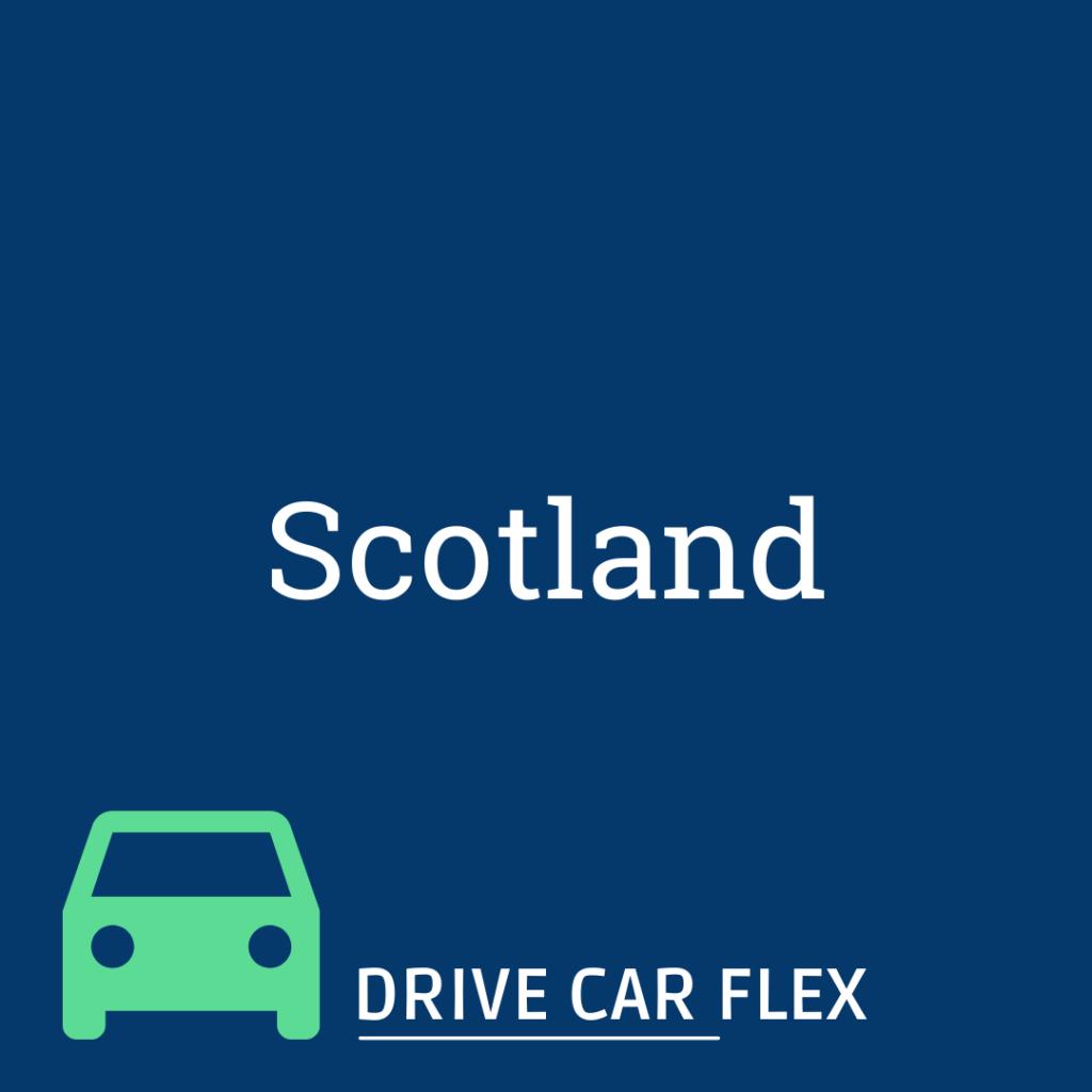 Car Subscriptions Scotland