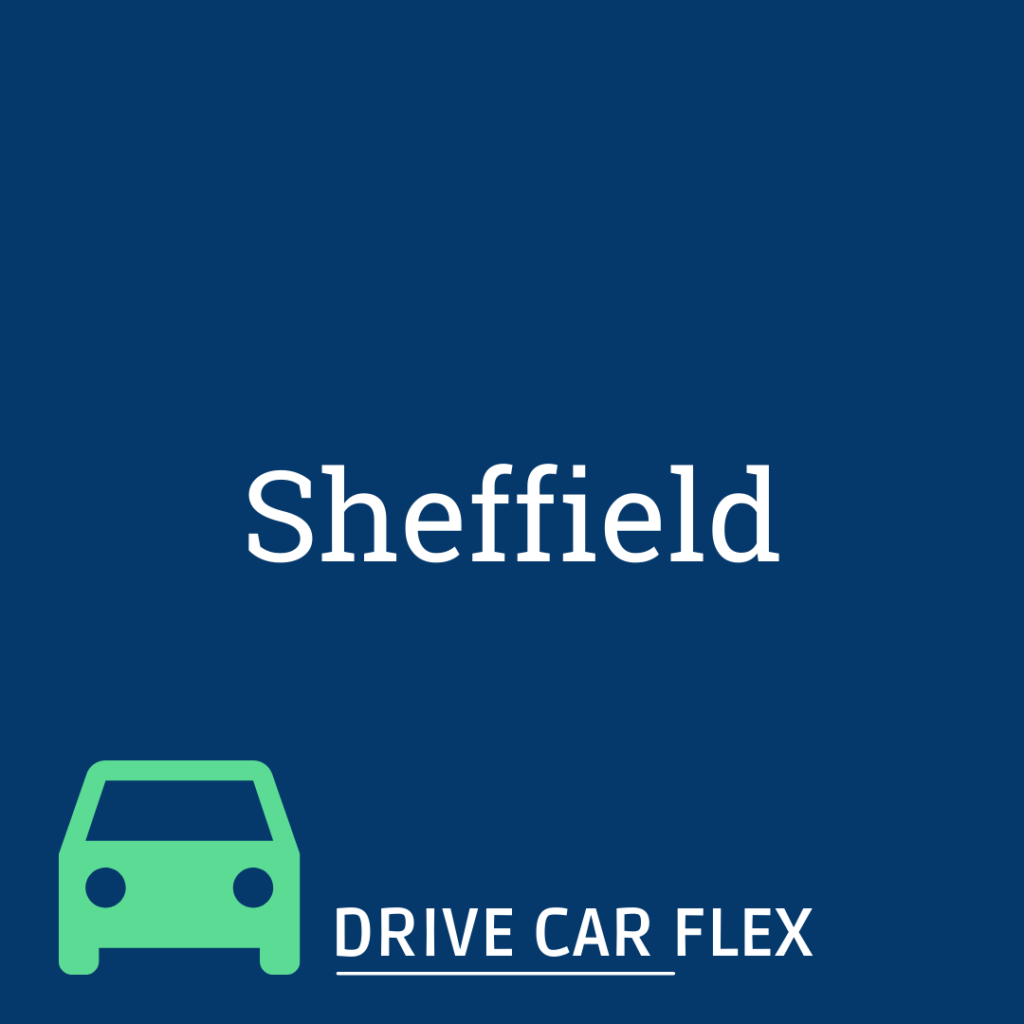 Sheffield Car Subscriptions