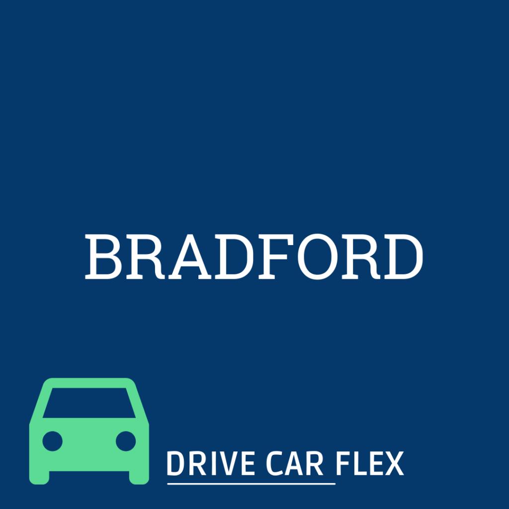 Short-Term Car Lease Bradford
