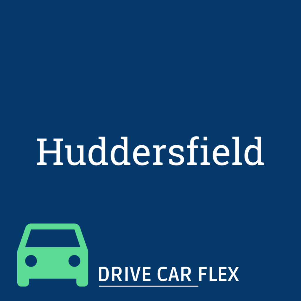 Short-Term Car Lease in Huddersfield