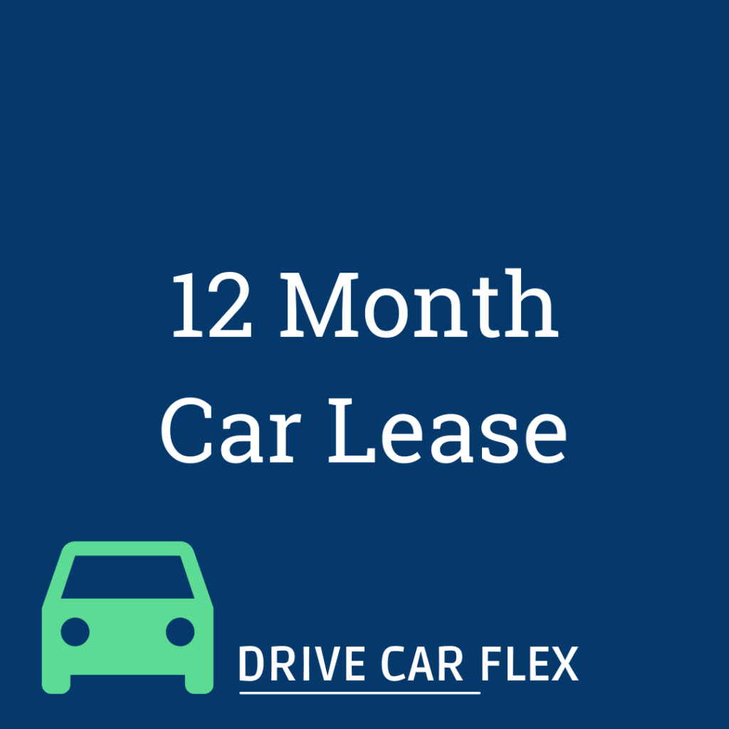 12 Month Car Lease