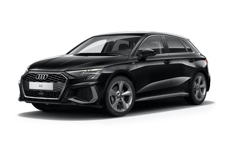 Audi A3 Sportback 35 TFSI S Line S Tronic 5dr Auto (Hatchback)