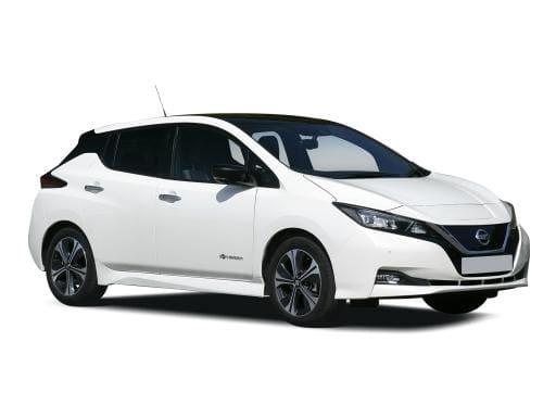 Nissan Leaf Hatchback 110kW N-Connecta 40kWh (1k) 5dr Auto (Hatchback)