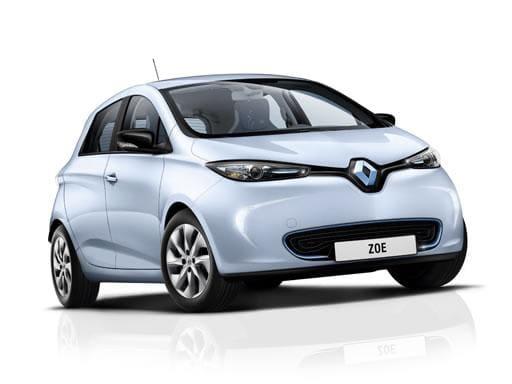 Renault Zoe Hatchback 100KW ICONIC R135 50kWh Rapid Charge 5dr Auto (Hatchback)