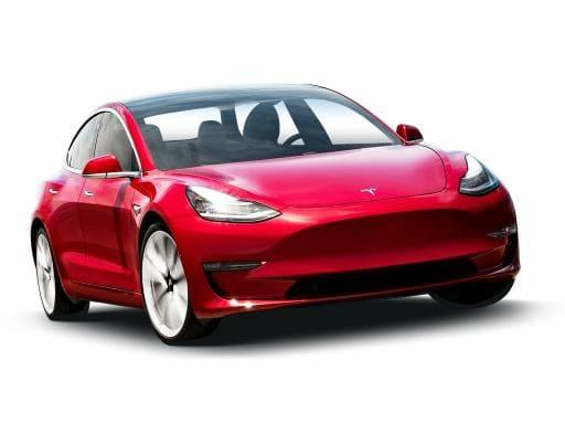 Tesla Model 3 Saloon Long Range AWD MY2021 4dr Auto (Saloon)