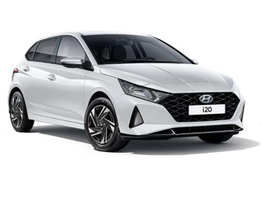 Hyundai i20 Hatchback 1.0T GDI 48v MHD SE Connect DCT 5dr Auto (Hatchback)